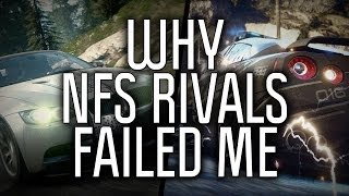 Why Need for Speed Rivals Was A Failure (To Me)