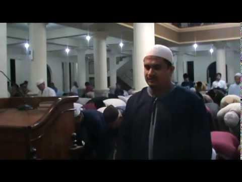 Ustadz H  Fahmi Abdillah - Sholat Isya' Al Muhajirin Ramadhan 1434 H