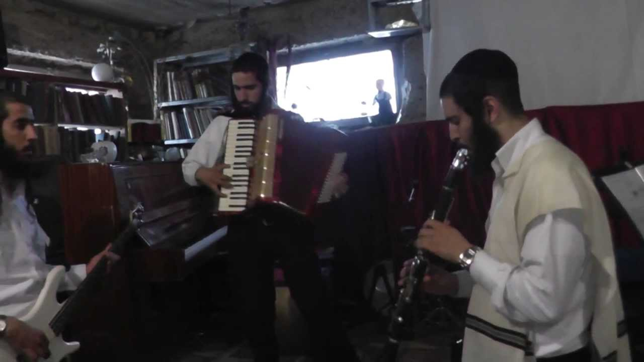jerusalem klezmer אברהם בלטי