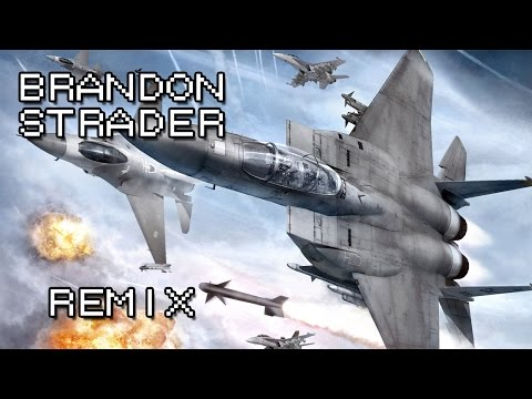 Ace Combat 6 - The Liberation of Gracemeria ReMix (The Limit by Brandon Strader)
