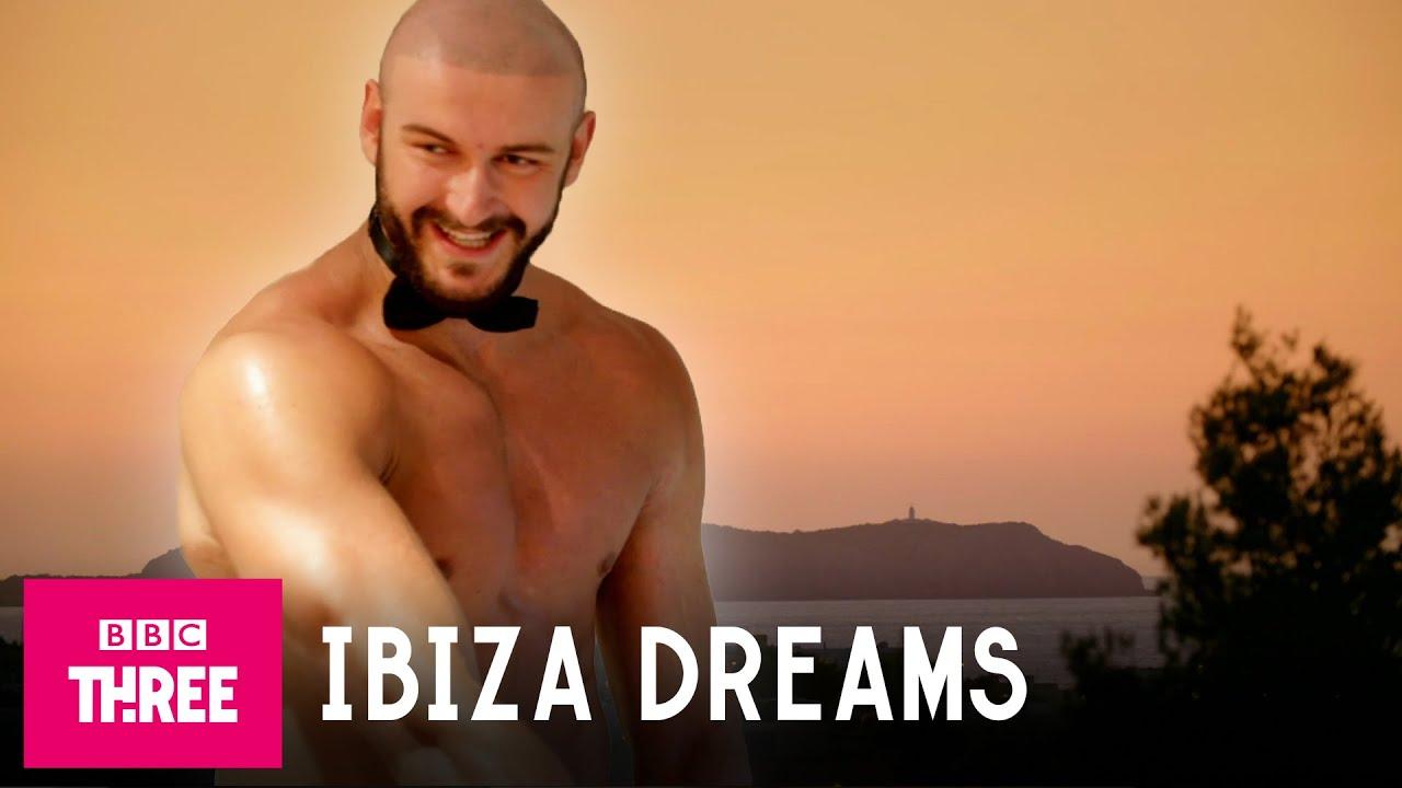 I Became A Naked Butler In Ibiza