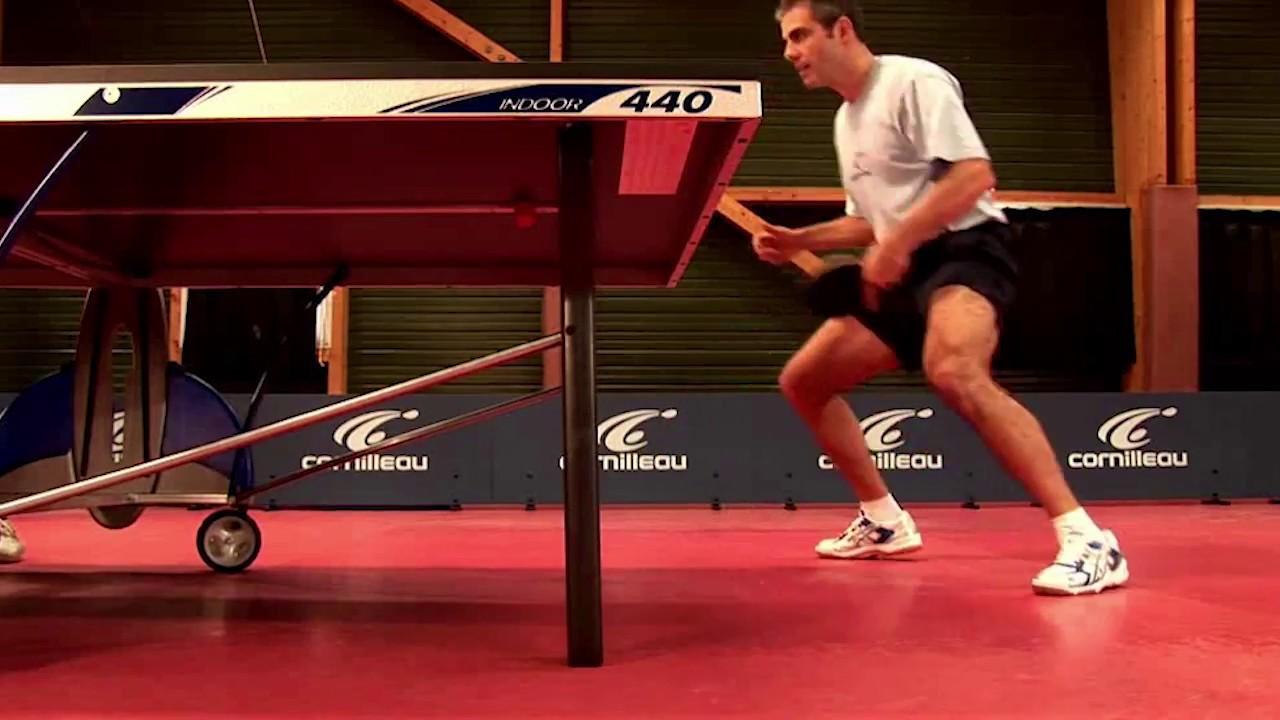 Exercices pour performer au tennis de table : Les ...