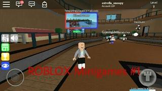 ROBLOX Minigames #1 Ik ben hier zo slecht in