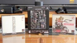 Metal Gear Solid TLC Japonesa + Versiones Físicas de PSX