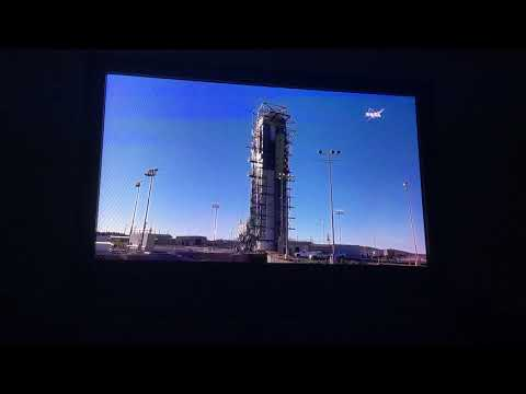 Launch of jpss weather satellite 🛰  part 1