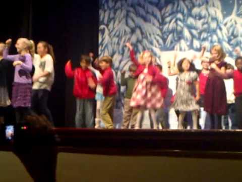 Montessori of Macon Primary Class Christmas 2012