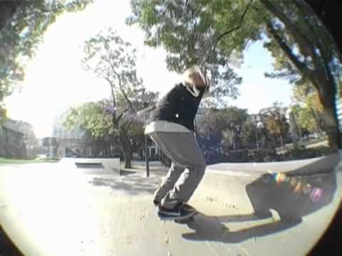 Petrányi Lajos - BD Skateboards - A day in the park