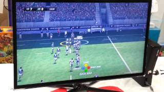 Rugby Challenge 2 Game Play #4