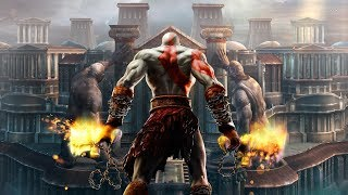 SPEEDRUN COM BUG - GOD OF WAR 2