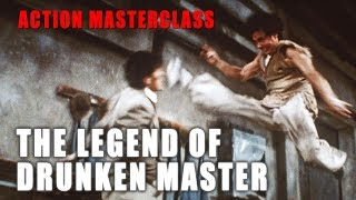 The Best Fight Scene Ever? | The Legend of Drunken Master - Action Masterclass