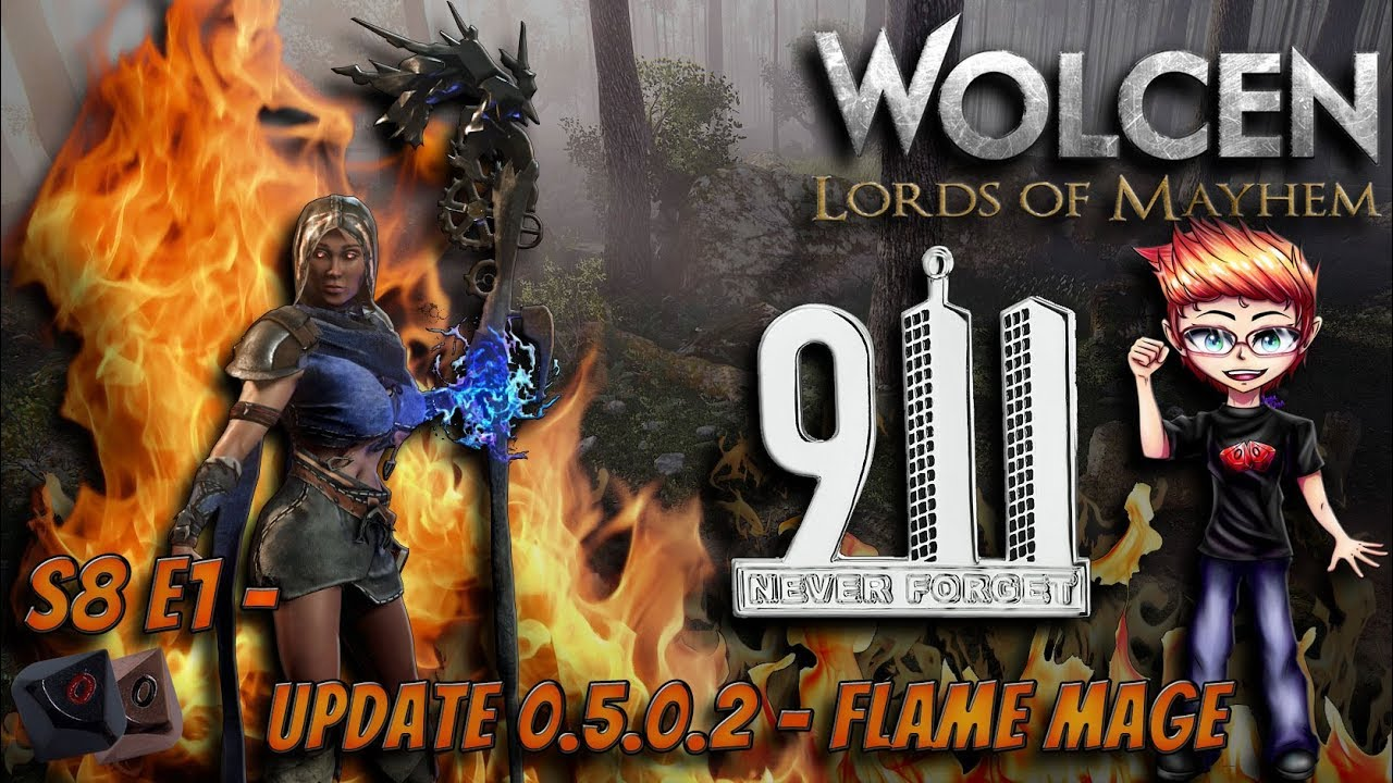 Wolcen Lords of Mayhem S8 E1   Flame Mage run   YouTube Wolcen Lords of Mayhem S8 E1   Flame Mage run