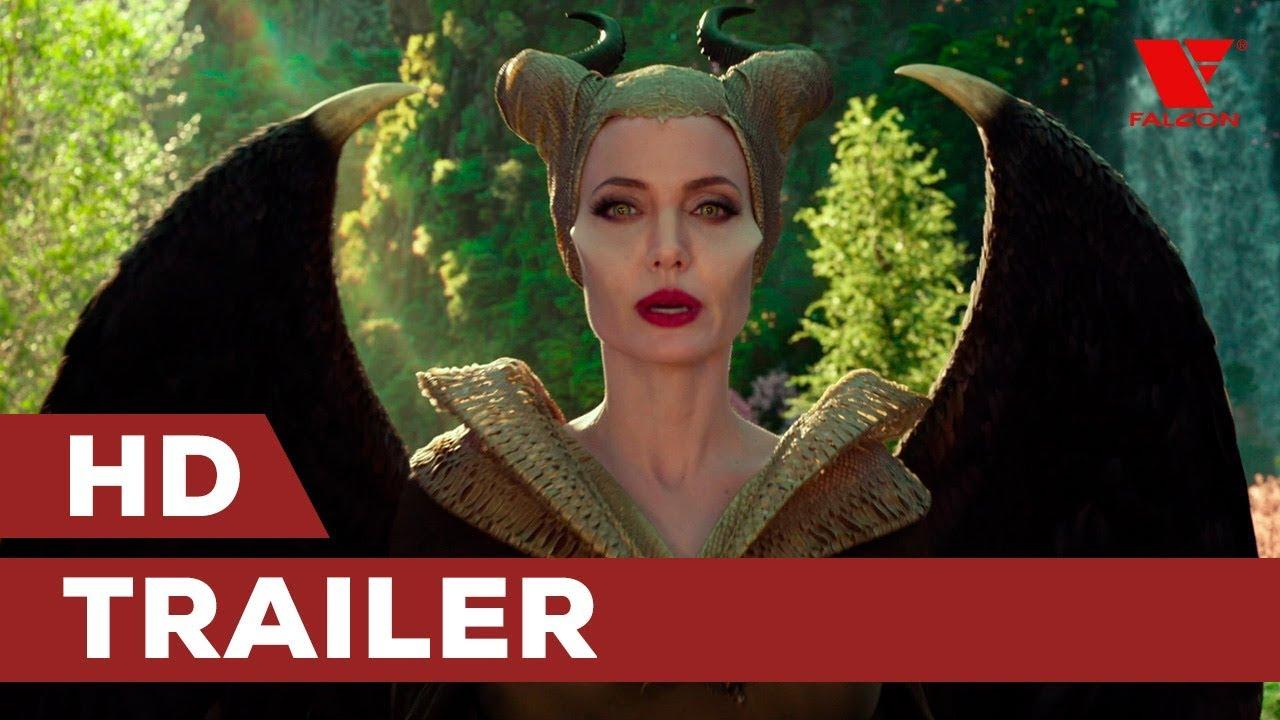 Zloba: Královna všeho zlého (2019) HD trailer   CZ dabing