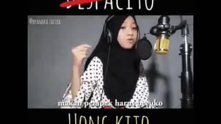 keren wong kito galo parodi despacito versi bahasa palembang