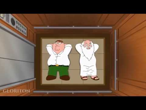 Family Guy: Peter Asks God Random Questions About Life