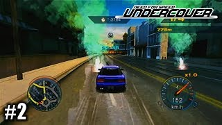 Need for Speed Undercover | Wii | #2 - Modo Carreira 18% / Rank 3