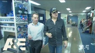 Gene Simmons: Family Jewels: Redecorating with Gene Simmons | A&E