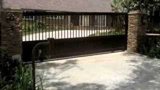 Beverly Hills Fence And Gate Mulholland Security Gates Los Angeles