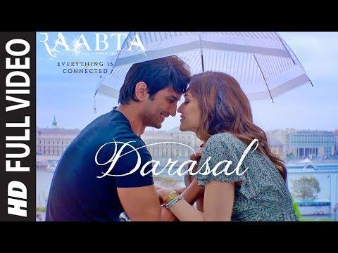 Darasal Song Lyrics From Raabta