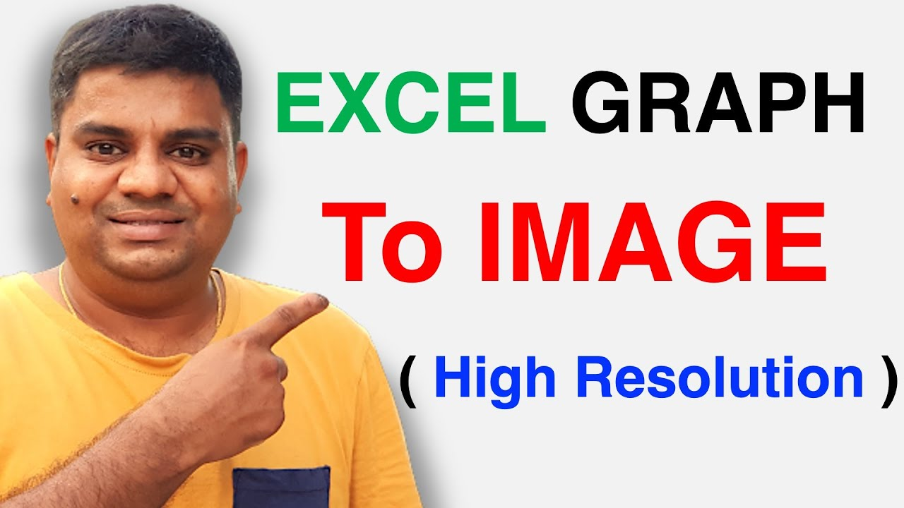Convert Excel Chart to High Resolution Image - (TIFF/PNG ...