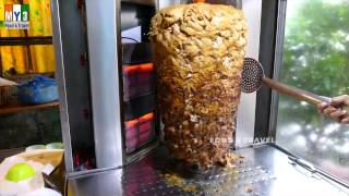 Chicken Shawarma | Chicken Shawurma | 4k Ultra Hd Video | 4k Foods