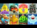 Super Mario Galaxy 2 - All Bosses