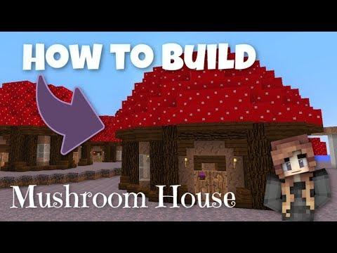 How To Build A Mushroom House