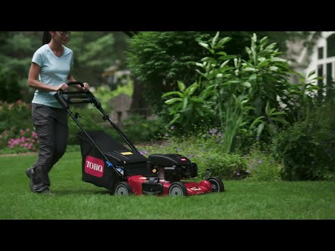 Toro 20382 Super Recycler® 21-Inch 160cc Honda Personal Pace® Lawn Mower
