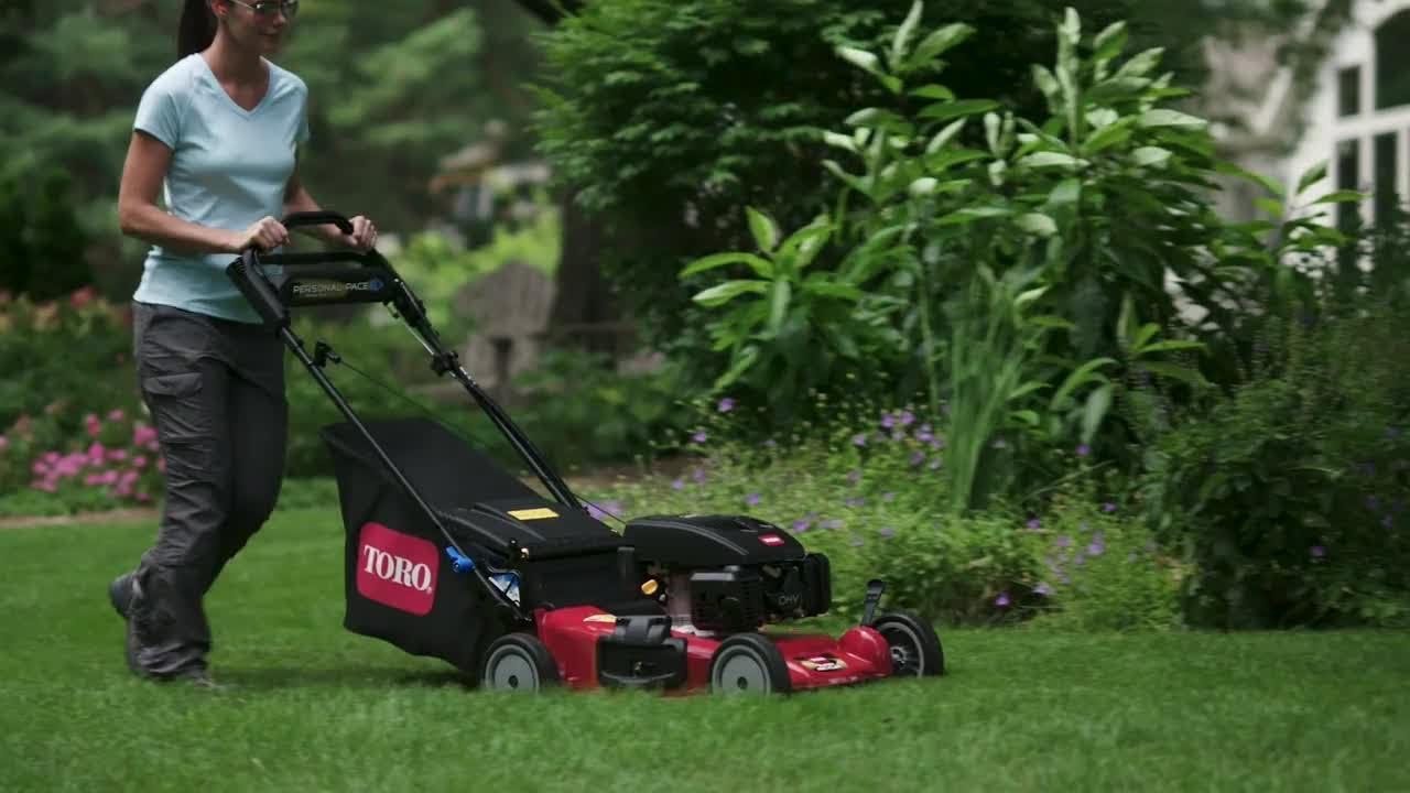 ToroR Super RecyclerR Lawn Mowers