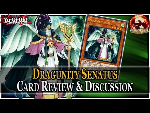 Dragunity Senatus (CYHO): This Card Actually Does Nothing in 2018