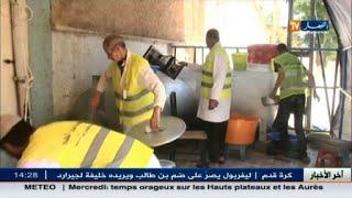 تيارت : جمعية منبر الخير تفتح مطعم لعابري السبيل