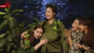 NSND Hồng Vân cùng con trai, con gái tham gia biểu diễn | BẠN CÓ THỰC TÀI - GALA | Mùa 3 - Tập 16