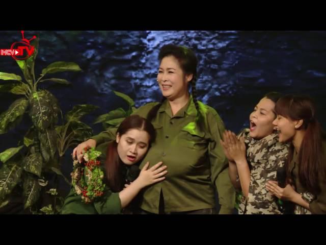NSND Hồng Vân cùng con trai, con gái tham gia biểu diễn   BẠN CÓ THỰC TÀI - GALA   Mùa 3 - Tập 16
