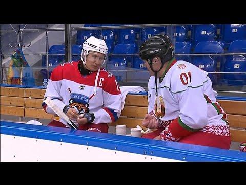 شاهد.. بوتين ولوكاشينكو يلعبان الهوكي  - نشر قبل 6 ساعة