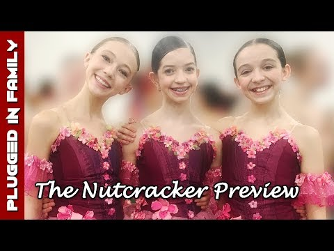 Preview Of The Nutcracker By Phoenix Ballet