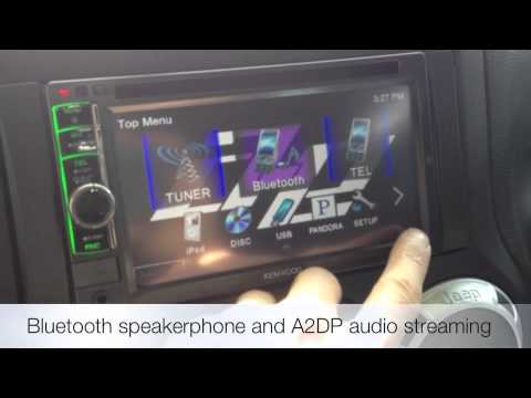 Kenwood Ddx419 6 1 Quot Av Radio 2011 Jeep Wrangler Lifted 37