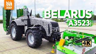 Беспилотный трактор МТЗ BELARUS-А3523і