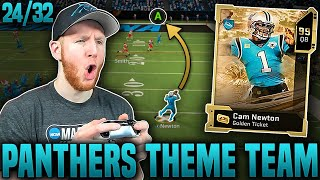 The BEST All-Time Panthers Theme Team in Madden 20! [Team 24/32] - Ultimate Team Gameplay
