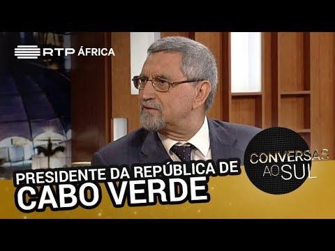 Presidente da República de Cabo Verde - Jorge Carlos Fonseca (Entrevista completa)