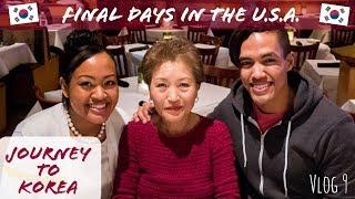 My Journey to Teaching English in Korea | Last Days in the US | EPIK 2018