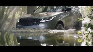 Range Rover Velar   первое официальное видео