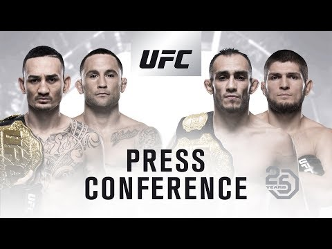 UFC 25th Anniversary Series Press Conference