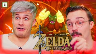 DEN ER FOR STERK! - Ep3 - The Legend of Zelda: Breath of the Wild