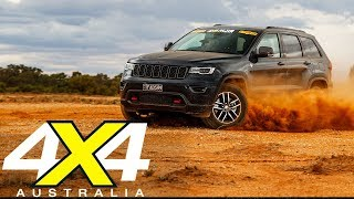 Jeep Grand Cherokee Trailhawk | 2018 4x4 of The Year Contender | 4X4 Australia