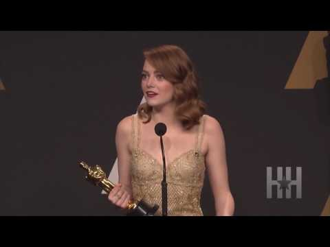 Thumbnail: Emma Stone Reacts To Moonlight Winning Best Picture