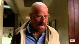 """Walter White: """"WERE A FAMILY!"""""""