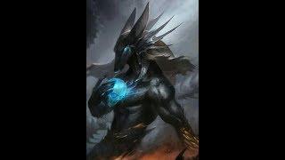 Anubis tirbute- Anubis by Tad Morose