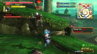 Hyrule Warriors: Lana Spell Book Level 3 Weapon Mission (A Rank)