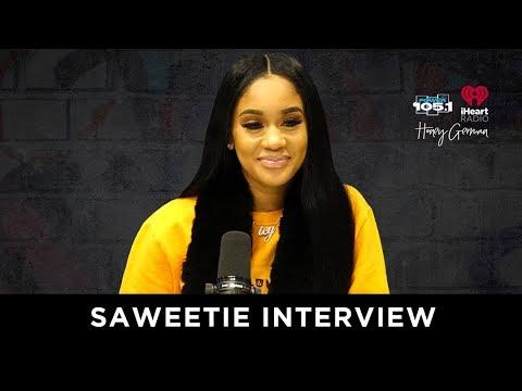 Honey German - Saweetie Talks Quavo Rumors, Joining Drake On Tour + Linking With Cardi B