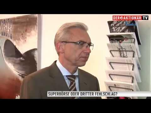 Fusion Deutsche Börse und LSE - Super-Börse oder Super-Reinfall