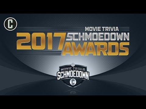 2017 Movie Trivia Schmoedown Awards